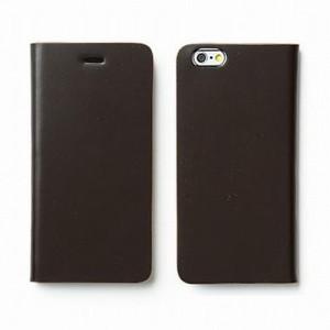 c3d5925130 iPhone6s Plus/iphone6 plus ケース zenus Diana Diary 手帳型 ブラックチョコレート  Z4694i6P/スマホケース