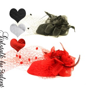 ハット チュール レース ラメ 薔薇 フラワー ダイナミック コサージュ 帽子 華やか 結婚式 小物 成人式 人気 即納 激安 髪飾り