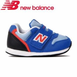 877572fdf7a19 ニューバランス 子供靴 ベビーシューズ NB IV996 BLR ブルー/レッド