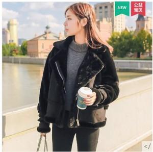 コートジャケット ロングコートアウター レディース ファーフード フェイクファー あったかカジュアル韓国ファッション
