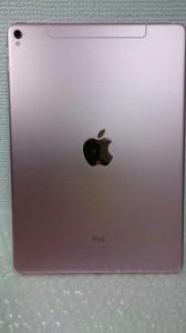 【送料無料】docomo iPad Pro 9.7 Wi-Fi+Cell 32GB ローズゴールド 本体 白ロム