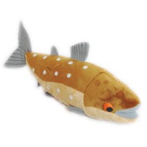 魚 (さかな) ぬいぐるみ いわな  サカナ 岩魚 イワナ かわいい 縫いぐるみ