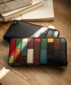 glamb / グラム Gaudy zip wallet by JAM HOME MADE