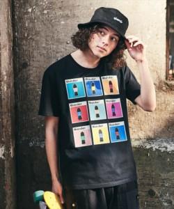 glamb グラム Pop skate T ポップスケートTシャツ