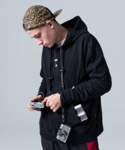 glamb グラム JCH cameraman hoodie / ジェイシーエイチカメラマンフーディー