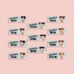 WANNA ONE コンサートタオル ★韓流 グッズ 韓国商品 韓流ショップ  韓国アイドル コンサートグッ