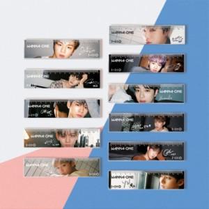 Wanna One(ワナワン) 定規 acrylic ruler03 16cm(幅4cm)★韓流 グッズ 韓国商品 韓流ショップ  韓国