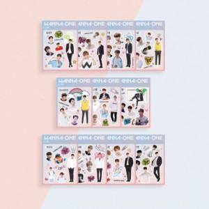Wanna One(ワナワン) プレミアムシール★韓流 韓国商品 韓流ショップ 韓流スター 韓国アイドル