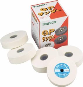 600 GPSN8025-600 (トラスコ) (5個入) TRUSCO ねじ込み式 GPサンダーナイロン Φ80