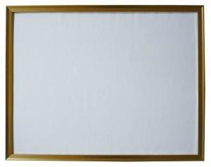 額縁 デッサン額縁 アートフレーム 木製 5652 四ッ切サイズ