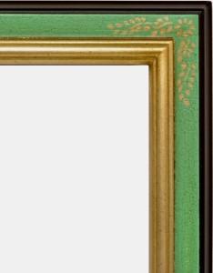額縁 デッサン額縁 アートフレーム 木製 7202 三三サイズ