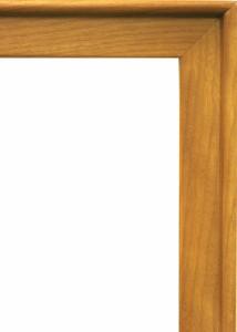 水彩額縁 スケッチ額縁 フレーム 木製 9787 サイズF6号
