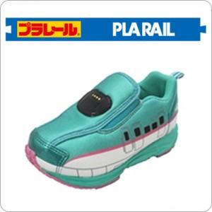 【プラレール 新幹線 ナイロン製 スニーカー E5 はやぶさ 【16151】 】 幼稚園 小学生 男の子 子ども 子供 こども キッズシ