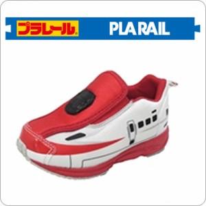 【プラレール 新幹線 ナイロン製 スニーカー E6 こまち 【16152】 】 幼稚園 小学生 男の子 子ども 子供 こども キッズシュ
