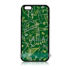 【送料無料】 スマホケース 数学 科学 デザイン アートケース 保護フィルム付 iPhone Galaxy iPod iPad
