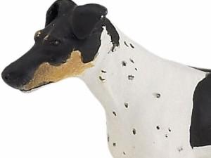 [メール便可] PAPO パポ社 フォックステリア 〜フランス、PAPO(パポ社)のFarm Animalsシリーズ、農場
