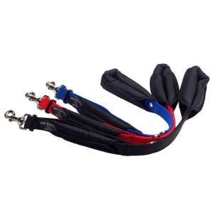 中型犬・大型犬用リード トレ・ポンティ Double Safety Handle Leash 60cm