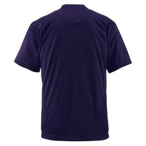 デサント(DESCENTE) ベースボールシャツ(Tネック) (野球) DB200 Dネイビー S
