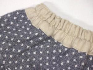 ★SALE(セール)★スカート スーリー Souris 女の子 100cm 110cm 120cm 130cm 140cm #241 ドットドビースカート