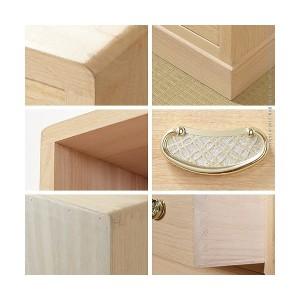 総桐収納箪笥 6段 井筒(いづつ) 桐タンス 桐たんす 着物 収納