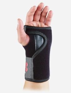 バスケットサポーター  手首  マクダビッド McDavid Wrist Brace L Blk   ランニング トレーニング
