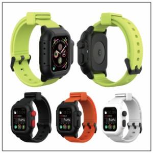 Apple Watch 40・42・44mm ( 要選択 ) 交換 バンド ベルト ( AW-WATERPROOF )