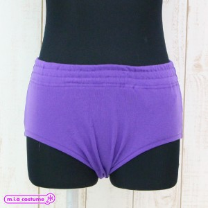 1201L▲MB【送料無料・即納】 ブルマ単品 色:紫 サイズ:M/BIG コスプレ コスチューム 衣装