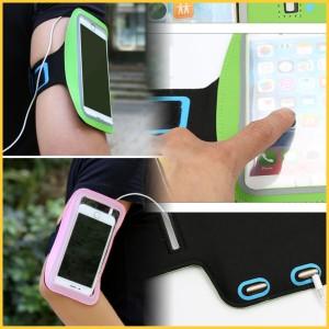 iphone6s 7 8 android ポケモンGO スポーツケース アームバンド ケース スポーツ マルチケース ジョギング 防水