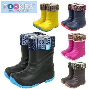 プーキーズ pookies ジュニア スノーブーツ PK-EB510N