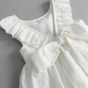 bd7cfd5099d6f 子供服 子供ワンピース 子供ドレス 女の子 リボン付き 夏ワンピース. wecttt3001