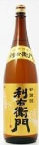 指宿酒造  甘藷翁 利右衛門 1800ml .hn.e