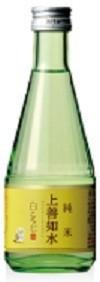 白瀧酒造(株) 白瀧 上善如水 「白こうじ」 純米酒 300ml/12本.hn 新潟 お届けまで14日ほどか