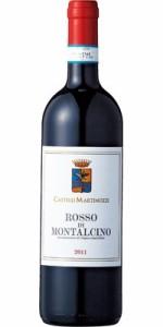 マルティノッツィ ロッソ・ディ・モンタルチーノ  赤 750ml/12本mx Rosso di Montalcino642836