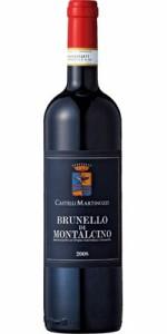 マルティノッツィ ブルネッロ・ディ・モンタルチーノ  赤 750ml/12本mx Brunello di Montalcino654935