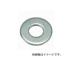 【メール便可】八幡ねじ ワッシャー ユニクロ W3/8×25×2.3 10枚入