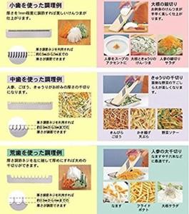 ベンリナー 『野菜のスライサー』 万能野菜調理器 ベンリナー G
