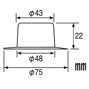 【メール便可】SAN-EI 三栄水栓製作所 ゴミネットストッパー PH3930