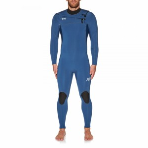 エクセル Xcel メンズ ウェットスーツ 水着・ビーチウェア Comp 4/3 Wetsuit Faint Blue