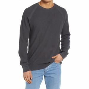 ベンソン BENSON メンズ ニット・セーター トップス Textured Sweater Charcoal