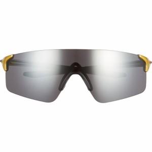 オークリー OAKLEY メンズ メガネ・サングラス EVZero Blades PRIZM 129mm Shield Sunglasses Trifecta Fade/Prizm Black