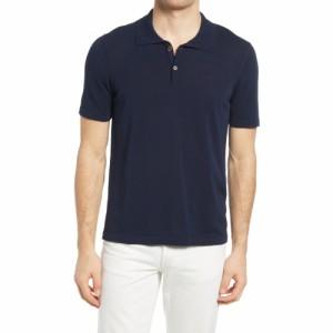 ベンソン BENSON メンズ ポロシャツ トップス Elevated Essential Jersey Polo Navy