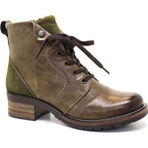 ドロミダリス Dromedaris レディース ブーツ ショートブーツ シューズ・靴 Karissa Ankle Boot Olive Leather