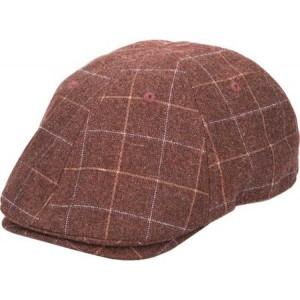 サンディエゴハット San Diego Hat Company メンズ 帽子 CTH9034 Newsboy Cap Burgundy