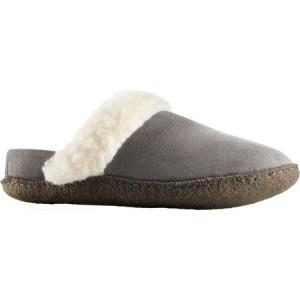 ソレル Sorel レディース スリッパ シューズ・靴 Nakiska Slide II Slipper Quarry/Natural/Brown