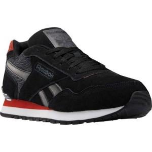 リーボック Reebok メンズ スニーカー シューズ・靴 Classic Harman Run LTCL Sneaker Black/Mason Red/True Grey 7
