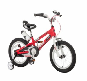 こども用自転車 スペースNO.1 14インチ 補助輪 身長100cm以上 ROYALBABY ロイヤルベビー 送料無料