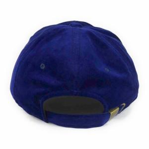 sakura刺繍ベロアローキャップ ヤング帽子