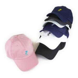 パームツリー刺繍ローキャップ ヤング帽子