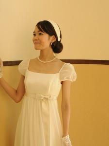 ヘッドドレス ウエディング カチューシャ ヘアバンド 花嫁 ヘアアクセサ
