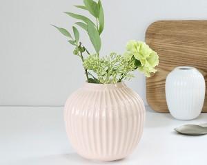 ケーラー ハンマースホイ ベース Sサイズ 125mm ローズ Kahler Hammershoi 【花瓶】